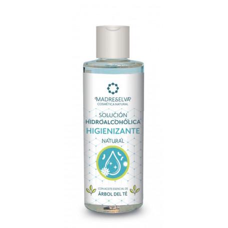Solución Hidroalcohólica Higienizante Natural 100 ml. Madreselva